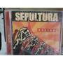 Sepultura-nation-novo Lacrado-frete Grátis!!!
