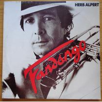 Herb Alpert Lp Nacional Usado Fandango 1981 Stereo Encarte