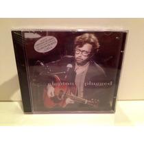 Cd Eric Clapton - Unplugged - Novo Lacrado