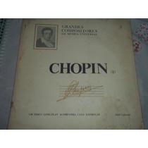 Lp Vinil Grandes Compositores Da Música Universal Chopin