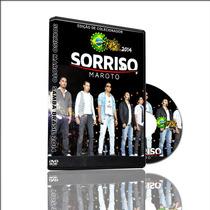 Dvd Sorriso Maroto Ao Vivo Samba Brasil 2014