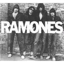 Cd Ramones Clássico 20 Sucessos Tommy Johnny Joey Deedee