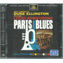 Cd Paris Blues(louis Armstrong/duke Ellington)soundtrack