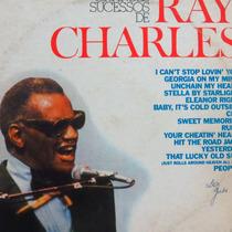 Lp - Ray Charles - Grandes Sucessos De Ray Cha Vinil Raro