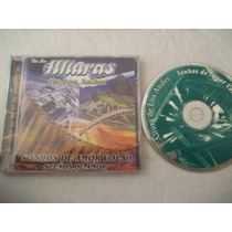 Cd - Altura De Los Andes - Suenos De Amor - Latina