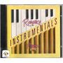 Cd Romance In Instrumentals - Piano E Panflute