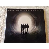 Dvd Bon Jovi The Circle Deluxe Edition Importado Japan