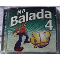 Jovem Pan Na Balada 4 Cd Original