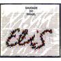 Box Elis Regina - Saudade Do Brasil (2 Cd) Prensagem De 1989