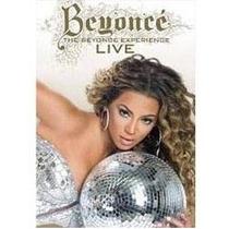 Beyoncé Experience Live Dvd Lacrado Original