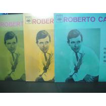 Compacto Roberto Carlos Jovem Guarda (3 Discos)