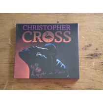 Christopher Cross - Cd/dvd (box Novo Lacrado)