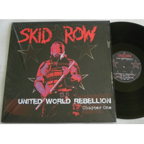 Skid Row United World Rebellion Chapter One Lp Slave To The