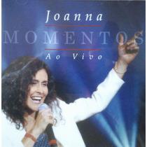 Cd Lacrado Joanna Momentos Ao Vivo 2000