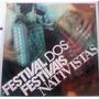 Lp Festivais Dos Festivais Nativistas Gaucha Fronteira B+