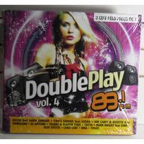 Dance Funk Disco Pop Cd Double Play 4 89,1 Fm Lacrado Raro