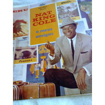 Disco Vinil Lp Nat King Cole A Meus Amigos 1974