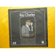 Lp Ray Charles P/1968- Os Grandes Sucessos De....