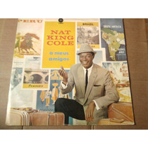 Lp Nat King Cole Amigos Silvia Telles E Trio Irakitan 1974