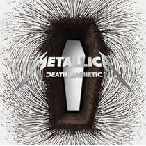 Cd - Metallica - Death Magnetic (original & Lacrado )