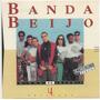Cd Banda Beijo - Minha História = Beijo Na Boca - Me De Amor