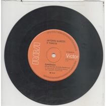 Compacto Vinil Antonio Marcos E Vanusa - Namorada - 1970 - R