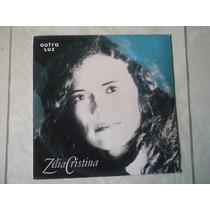 Lp Zélia Duncan Zélia Cristina: Outra Luz 1990 C/ Encarte