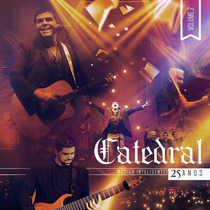 Cd Catedral 25 Anos Kit 2 Cds Vol 1 & 2