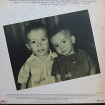 Lp - Chrystian & Ralf - Sonho De Criança - Vinil Raro