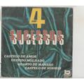 Compacto Vinil 4 Sucessos - Castelo De Amor - 1978 - Beverly