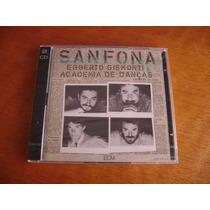 Cd Egberto Gismonti - Sanfona - 1981 ( Importado / Lacrado )