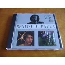 Cd Benito Di Paula - 1971 / Um Novo Samba ( Estado De Novo )