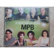 Cd As Novas Caras Da Música Mpb / Frete Gratis