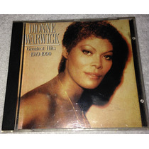 Cd Dionne Warwick Greatest Hits Sucessos Heartbreaker Friend