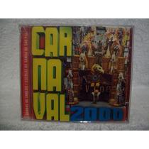 Cd Sambas De Enredo De São Paulo- Carnaval 2000- Lacrado