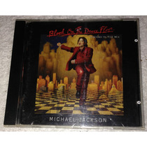 Cd Michael Jackson Blood On The Dance Floor C/encarte Pop