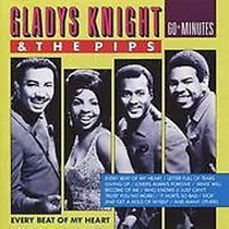 Cd Gladys Knight & The Pips - Every Beat Of My Heart