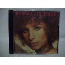 Cd Barbra Streisand- Love Songs- Globo Columbia 1996