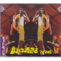 Bandaliera - Cd 20 Anos Ao Vivo - 2001 - Seminovo