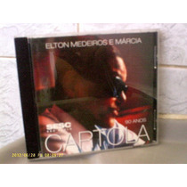 Cartola 90 Anos - Interprete Elton Medeiros E Marcia Cd