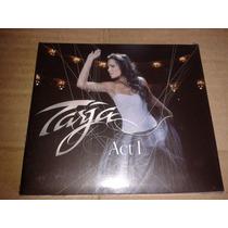 Tarja - Act 1 - Cd Duplo Digipak - Vocal Nightwish