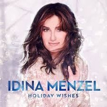 Cd Idina Menzel Holiday Wishes ( Frozen - Glee )