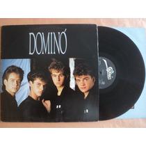 Dominó- Lp Dominó- 1988- Original- Encarte- Zerado!