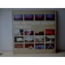 Lp Pat Metheny Group - Travels Live In Concert -prat. Novo