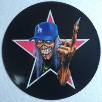 Iron Maiden - L.a. Killers - Lp Picture Disc Novo