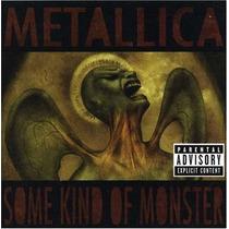 Metallica - Some Kind Of Monster [ Cd Original Lacrado ]