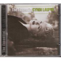 Cd Cyndi Lauper - The Essential Cyndi Lauper