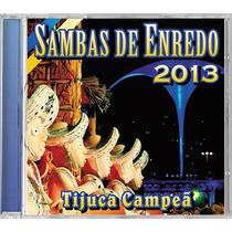 Cd Sambas De Enredo 2013 - Escolas De Samba Do Grupo Especi