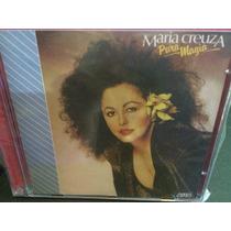 Maria Creuza, Cd Pura Magia, Discobertas-1987