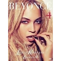 Beyonce Live At Roseland Elements Of 4 Dvd Lacrado
